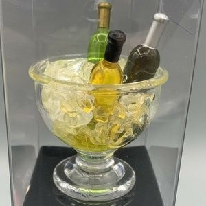 Prodyne Dining - Gem Bottle Stopper - Big Wine Bowl on Ice